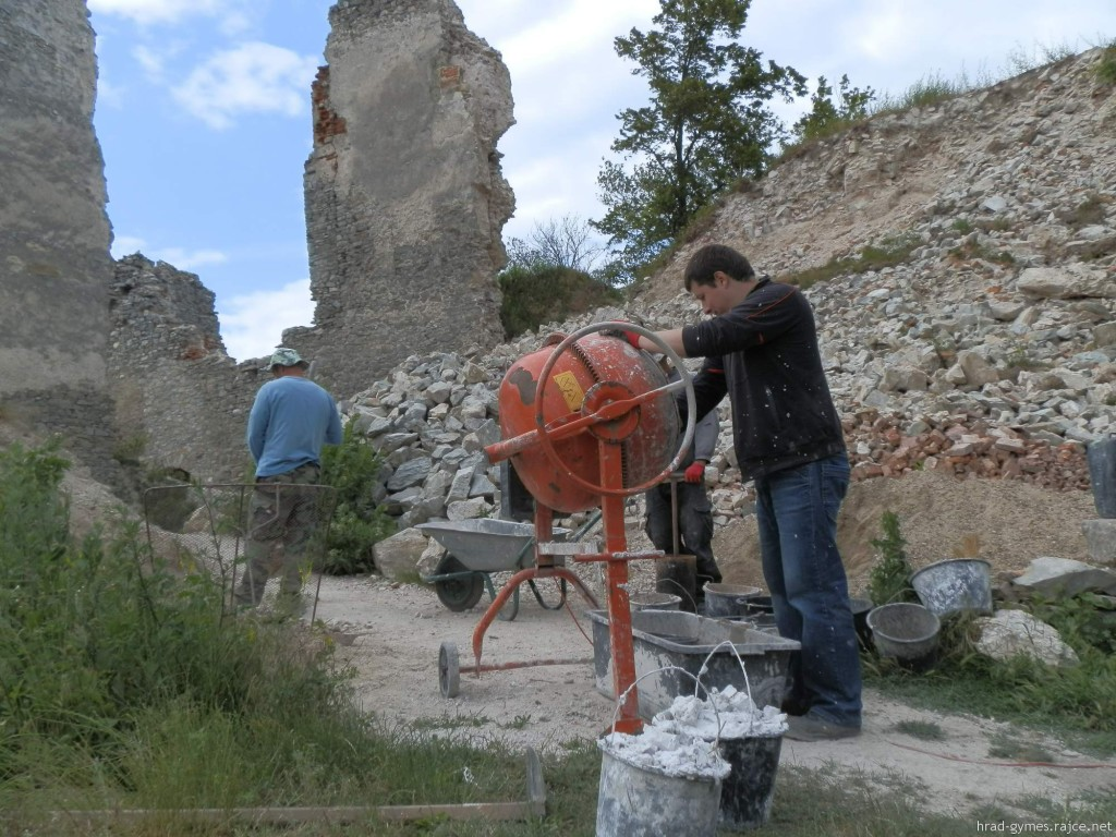 Castrum Ghymes