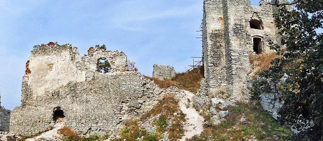 Objavená pôvodná gotická vstupná brána