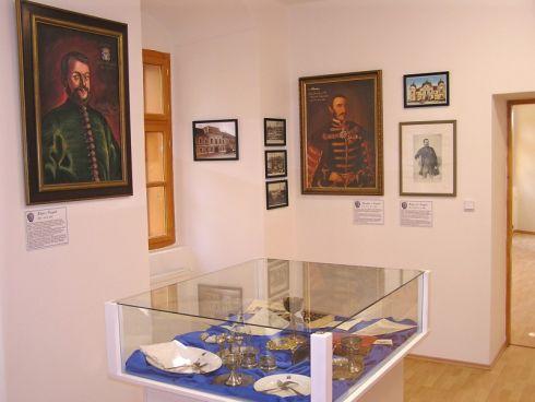Múzeum rodu Forgáchovcov v Jelenci.